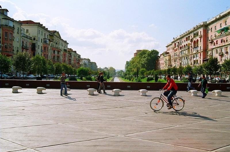 Colorful Tirana