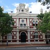 The Town Hall building  in Albury, NSW in October 2017