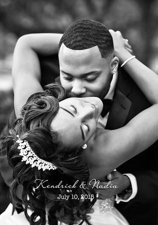 Album | Kendrick + Nadia