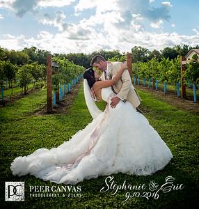Album Stephanie + Eric