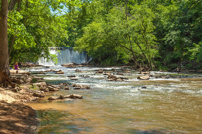 Roswell mill, Roswell Georgia