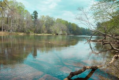 Jones bridge Park, Georgia