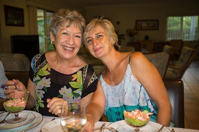 Carol and Aleta