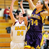 Alexandria hosted Marion on Wednesday.