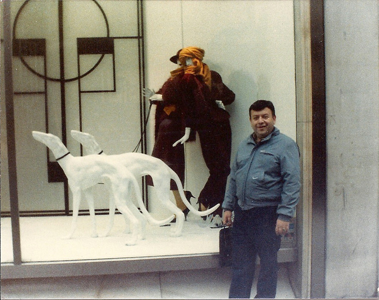 1985 Nov. London