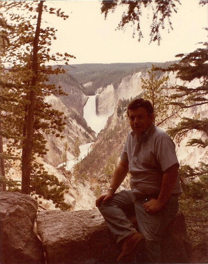 1984 - Yellowstone Park