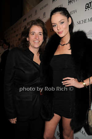 Mari Kim Novak, Nicole Trunfio<br /> photo by Rob Rich © 2010 robwayne1@aol.com 516-676-3939
