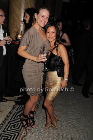 Alexis Bodkin, Helen Kim<br /> <br /> photo by Rob Rich © 2010 robwayne1@aol.com 516-676-3939