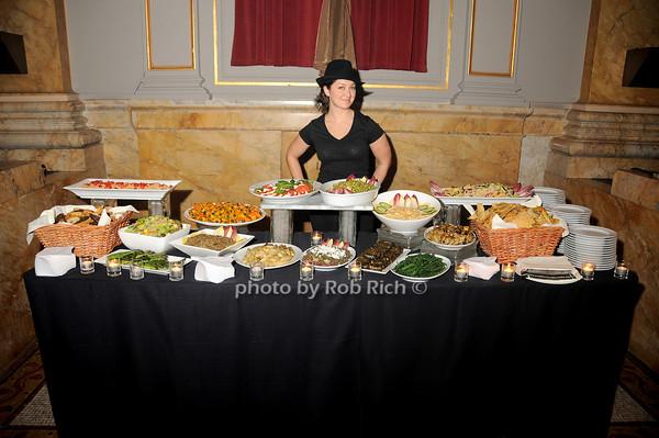 Food setup