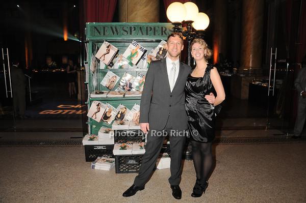 Scott Robson, Brianna Birtles<br /> photo by Rob Rich © 2010 robwayne1@aol.com 516-676-3939