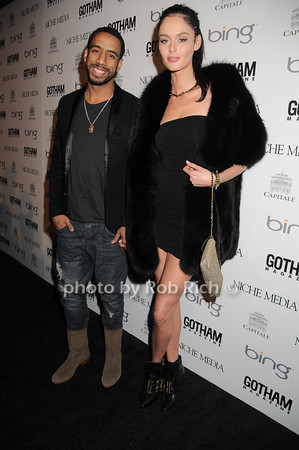 Ryan Leslie, Nicole Trunfio<br /> photo by Rob Rich © 2010 robwayne1@aol.com 516-676-3939