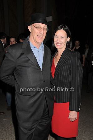 Peter Rosenbaum, Amy Rosi<br /> photo by Rob Rich © 2010 robwayne1@aol.com 516-676-3939