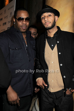 Busta Rhymes, Swizz Beatz