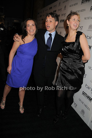 Samantha Yanks, Jason Binn, Brianna Birtles<br /> <br /> photo by Rob Rich © 2010 robwayne1@aol.com 516-676-3939