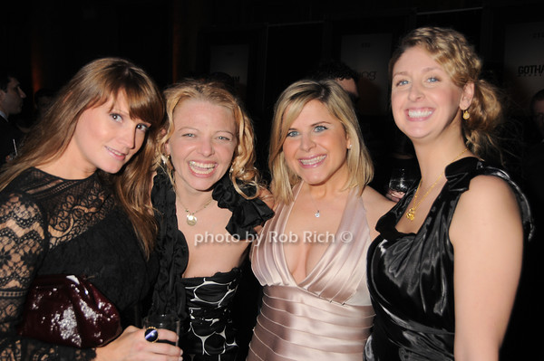 Kate Hovey, Sally Lyon, Morgan Reardon, Brianna Birtles<br /> photo by Rob Rich © 2010 robwayne1@aol.com 516-676-3939