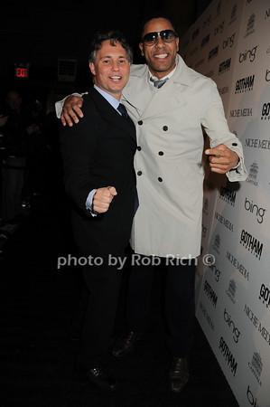 Jason Binn, BJ Coleman<br /> photo by Rob Rich © 2010 robwayne1@aol.com 516-676-3939