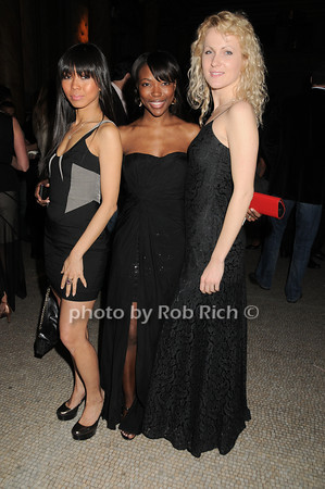 Yoke Tan, Pam Mbatani, Anastasia Kazmina<br /> photo by Rob Rich © 2010 robwayne1@aol.com 516-676-3939