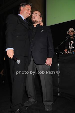 Jason Binn, James Lipton<br /> photo by Rob Rich © 2010 robwayne1@aol.com 516-676-3939
