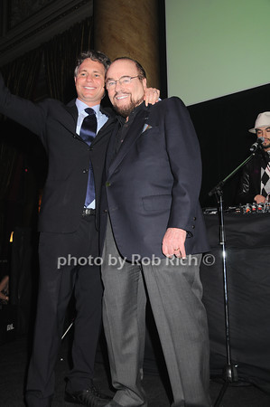 Jason Binn, James Lipton<br /> photo by Rob Rich © 2010 robwayne1@aol.com 516-676-3939
