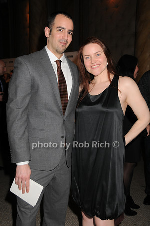 Mher Hartoonian, Jessica Tabor-Fritch<br /> photo by Rob Rich © 2010 robwayne1@aol.com 516-676-3939
