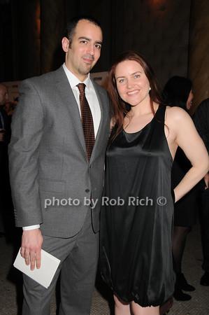 Mher Hartoonian, Jessica Tabor-Fritch<br /> photo by Rob Rich © 2010 robwayne1@aol.com 516-676-3939