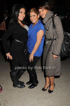 Julie Martin, Sandra Piedra, Ali Florian<br /> photo by Rob Rich © 2010 robwayne1@aol.com 516-676-3939