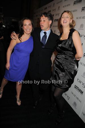Samantha Yanks, Jason Binn, Brianna Birtles<br /> <br /> photo by Rob Rich © 2010 robwayne1@aol.com 516-676-3939