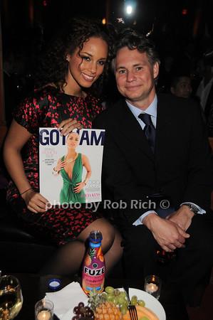 Alicia Keys, Jason Binn<br /> photo by Rob Rich © 2010 robwayne1@aol.com 516-676-3939