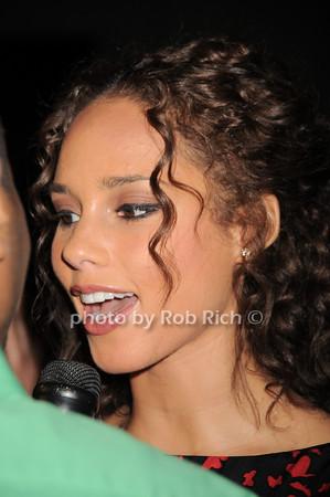 Alicia Keys <br /> photo by Rob Rich © 2010 robwayne1@aol.com 516-676-3939