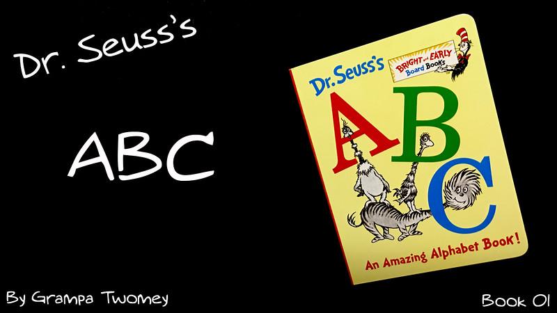 ABC-Dr Seuss- -V1