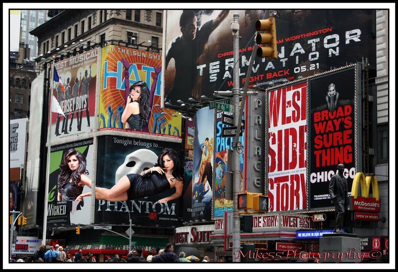 Alida on Broadway