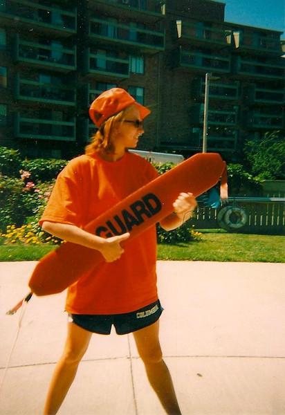 alisha lifeguard