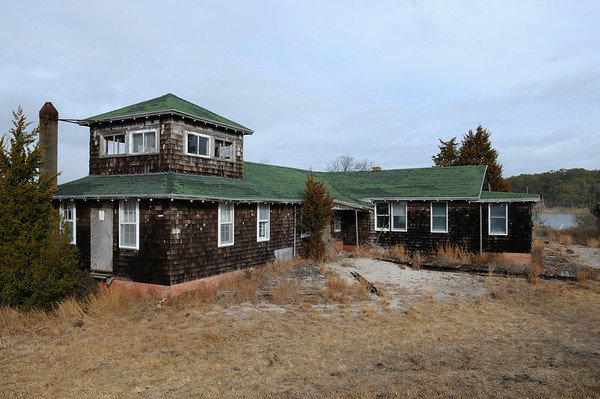 The Old Assateague Island Hunting Lodges