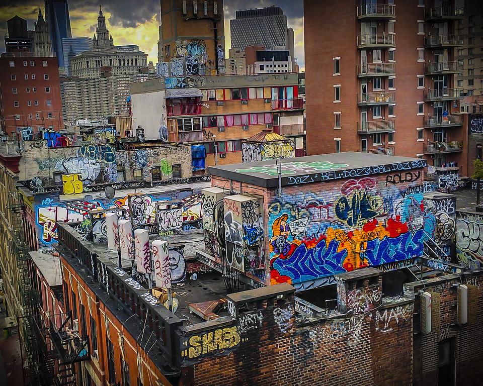 NY Grafitti