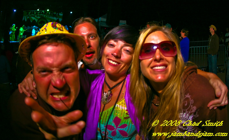 fans- Tatanka Music Festival 2008