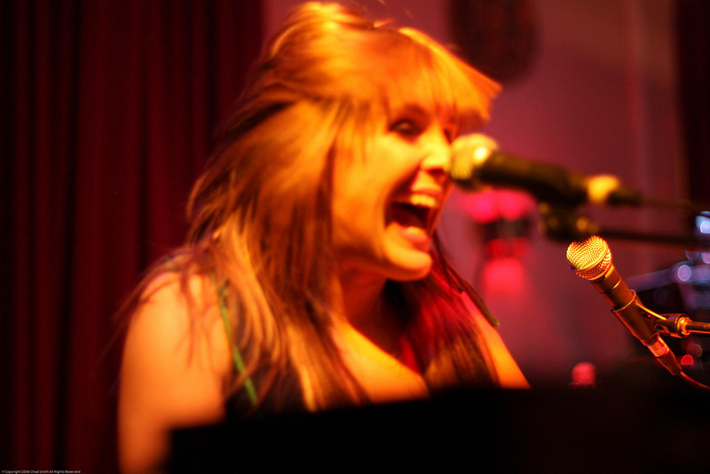 Grace Potter and the Nocturnals © Copyright 2008 Chad Smith All Rights Reserved  139