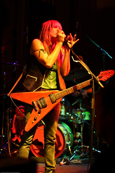 Grace Potter and the Nocturnals © Copyright 2008 Chad Smith All Rights Reserved  173