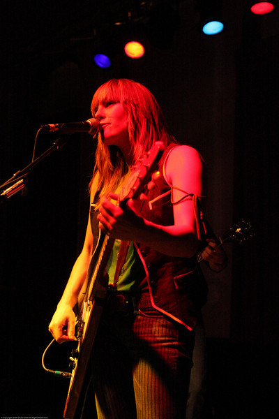 Grace Potter and the Nocturnals © Copyright 2008 Chad Smith All Rights Reserved  093