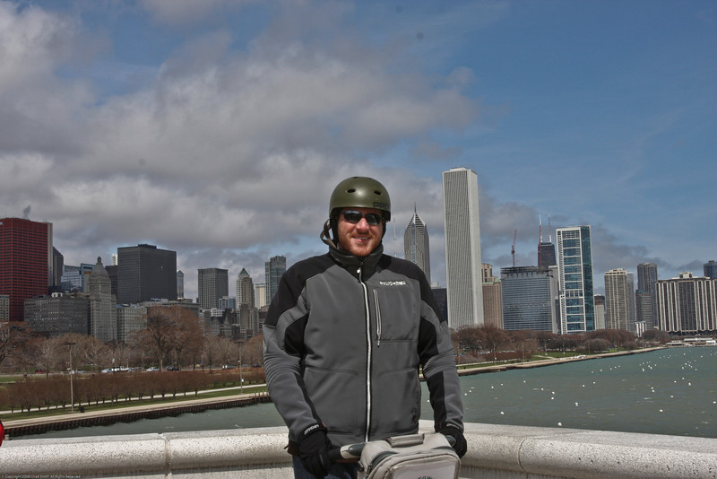 Chicagio Trip 2008 Saranne © Copyright 2008 Chad Smith All Rights Reserved 012