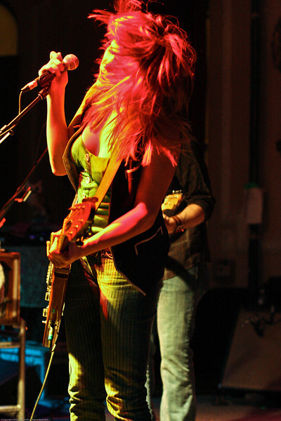 Grace Potter and the Nocturnals © Copyright 2008 Chad Smith All Rights Reserved  164