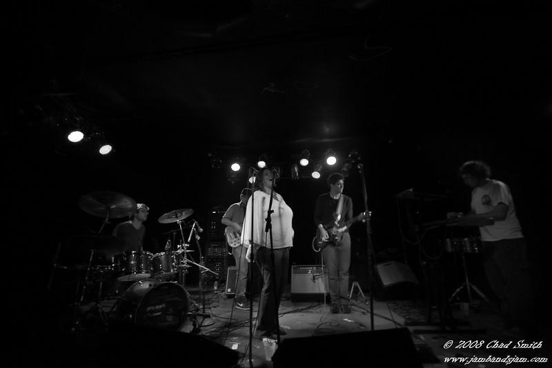 Jennifer Hartswick Band and Mike Dillon\'s Go-GO Jungle #9