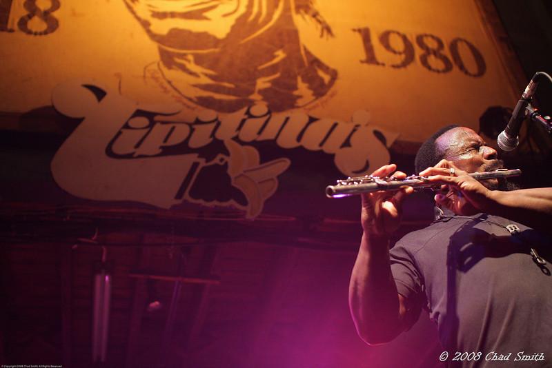 Karl Denson @ Tipitina\'s New Orleans Jazz Fest 2008