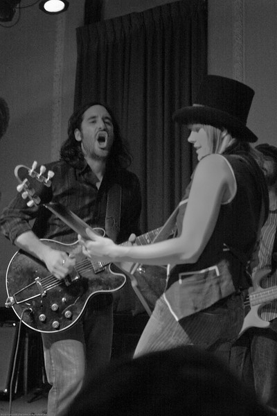 Grace Potter and the Nocturnals © Copyright 2008 Chad Smith All Rights Reserved 081