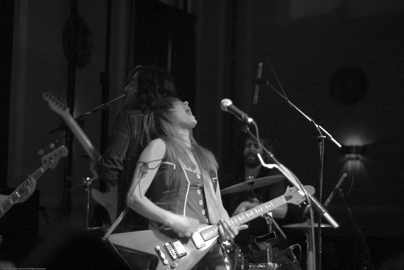 Grace Potter and the Nocturnals © Copyright 2008 Chad Smith All Rights Reserved  177