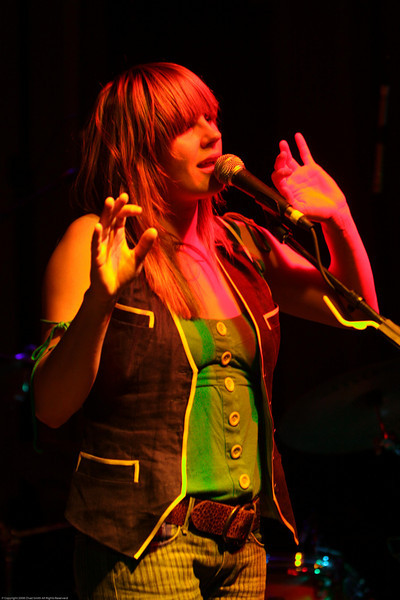 Grace Potter and the Nocturnals © Copyright 2008 Chad Smith All Rights Reserved  182