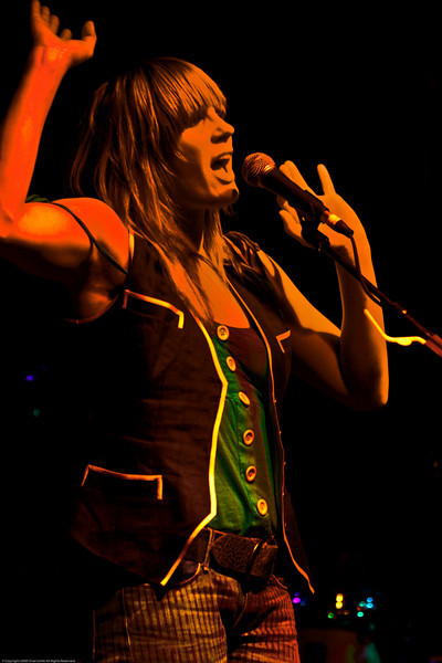 Grace Potter and the Nocturnals © Copyright 2008 Chad Smith All Rights Reserved  184
