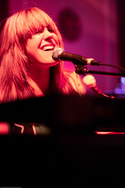 Grace Potter and the Nocturnals © Copyright 2008 Chad Smith All Rights Reserved  138