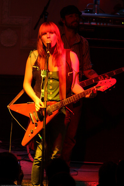Grace Potter and the Nocturnals © Copyright 2008 Chad Smith All Rights Reserved  146