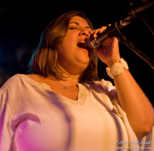 Jennifer Hartswick Band and Mike Dillon\'s Go-GO Jungle #8