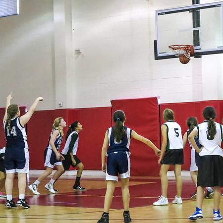 All Saints Basketball Champs 2012